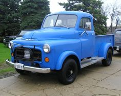 Hi Guys, i will start with a picture of my Australian windowless 1954 DeSoto panel truck, it has one of my Dodge fronts sitting on it right now as the...