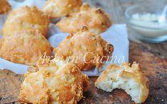 Brutti ma buoni salati al formaggio ricetta veloce