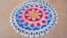 Happy Diwali 2019 - Diwali Images, Diwali Wishes, Diwali Rangoli Designs Diwali Rangoli Photos, Happy Diwali Rangoli, Diwali Pictures, Happy Diwali Images, Indian Rangoli Designs, Rangoli Designs Images, Beautiful Rangoli Designs, Rangoli With Dots, Simple Rangoli