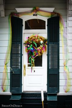Mardi Gras Flair - New Orleans, LA