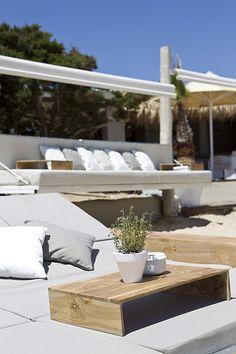 El Chiringuito, a stunning #Ibiza beach restaurant