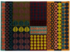 Margo Selby's new Mikado rug in collaboration with John Lewis