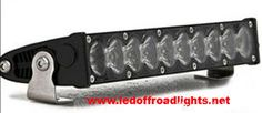 """Buy 10.5"""" inches IP68 water-proof 50W CREE LED Light Bar from China"""