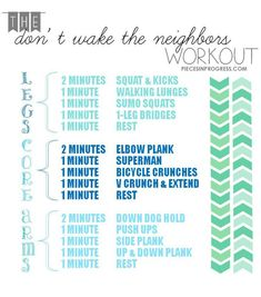 Don't Wake The Neighbors do anywhere equipment free workout! Don't Wake The Neighbors do anywhere equipment free workout! Don't Wake The Neighbors do anywhere equipment free workout! At Home Workout Plan, At Home Workouts, Workout Plans, Workout Routines, Workout Ideas, Kids Workout, Cheer Workouts, Morning Workouts, Quiet Workout