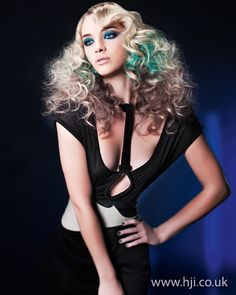 Photo of 2012 creative colour womens hairstyle hairstyle