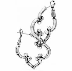 Toledo Hoop Earrings available at #BrightonCollectibles
