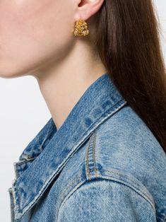 Coup De Coeur Vortex single stud earring