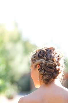 Gorgeous #hairstyle via SMP! Photography by sabinescherer.com