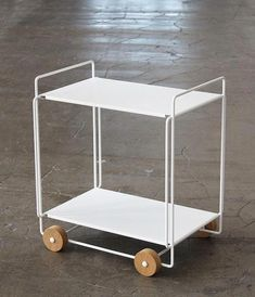 Design everyday design This beautiful and functional trolley serves at home as well as in the office. Use the trolley in the hallway for shoes and apparel, in t Plywood Furniture, Design Furniture, Home Decor Furniture, Rustic Furniture, Furniture Making, Furniture Buyers, Ikea Furniture, Office Furniture, Nordic Design