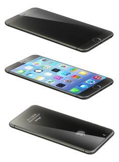 iPhone 6 Mockup Basado en esquemas