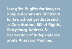 Law gifts & gifts for lawyers – Unique documents of history for law school graduate such as Constitution, Bill of Rights, Gettysburg Address & Declaration of Independence prints #harvard #online #degree http://law.remmont.com/law-gifts-gifts-for-lawyers-unique-documents-of-history-for-law-school-graduate-such-as-constitution-bill-of-rights-gettysburg-address-declaration-of-independence-prints-harvard-online-degr/  #law gifts # Scroll down to view more law gift products – Scroll down to view…