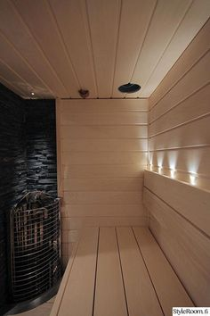 People have been enjoying the benefits of saunas for centuries. Spending just a short while relaxing in a sauna can help you destress, invigorate your skin Sauna Steam Room, Sauna Room, Small Bathroom Storage, Laundry In Bathroom, Saunas, Sauna Lights, Mobile Sauna, Sauna Shower, Stone Wall Design