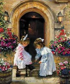 A Sister's Touch ~ by Sandra Kuck