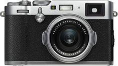 X-Series Digital Camera Silver 16534584 Fujifilm - X-Series Digital Camera - Silver - Front ZoomFujifilm - X-Series Digital Camera - Silver - Front Zoom Digital Camera For Beginners, Digital Camera Tips, Best Cameras For Beginners, Digital Slr, Cameras Nikon, Camera Lens, Nikon Dslr, Film Camera, Canon Eos