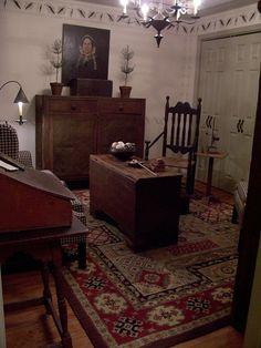 Setting Room...2016 Summer Pics...Linda B. www.picturetrail.com/theprimitivestitcher