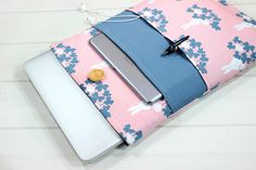 Macbook case 13 inch, Macbook Pro Case, Pro Retina sleeve, Macbook Sleeve 13, 14 inch laptop case, Macbook Air case, rabbit lover gift by LOONdesigns on Etsy https://www.etsy.com/listing/475386703/macbook-case-13-inch-macbook-pro-case