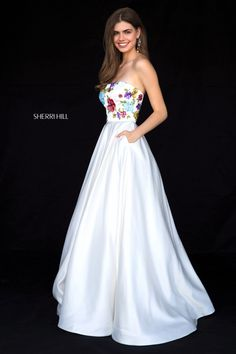 a0065a9fc9 Prom and Homecoming Dresses Sherri Hill 52038 Sherri Hill One Enchanted  Evening - Designer Bridal