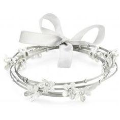 Callie Flower Whisper Bracelet Prom Jewelry, Bridal Jewelry, Dainty Bracelets, Bangles, Bridal Bracelet, Bracelet Designs, Whisper, Jewelry Accessories, Engagement Rings