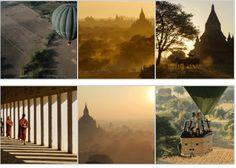Vliegen over de unieke Bagan gebied, zal u verbaasd en verbaasd door de schoonheid en diversiteit van de tempels en stoepa's hieronder je. Met de rivier de Irrawaddy in het westen en de bergen in het oosten, uw vlucht van je leven zal je dragen over de tempels en de velden van deze historische vlakte. Zie meer op http://www.vliegtuigvolgen.eu/ballonvluchten/bagan/