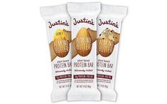 Justin's debuts Refrigerated Almond Butter Protein Bars - FoodBev Media Organic Nuts, Organic Maple Syrup, Plant Based Snacks, Plant Based Protein, Honey Chocolate, Dark Chocolate Chips, Nut Butter, Almond Butter, Honey Almonds