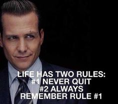 A little bit of motivation for all the ladies from the super sexy Harvey Specter… Wisdom Quotes, Quotes To Live By, Me Quotes, Motivational Quotes, Inspirational Quotes, People Quotes, Harvey Spectre Zitate, Harvey Specter Quotes, Suits Harvey