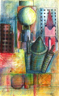 Dibujo 2011.A.L.Moure Strangis.