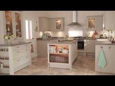 Burford Stone kitchen range   Kitchen families   Howdens Joinery