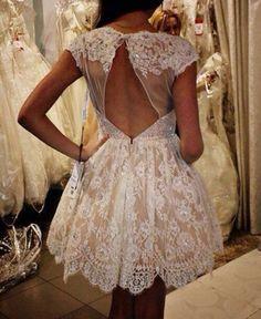 dress white dress lace dress dress white girly beautiful white creme open back prom backless prom dress sparkle lace open back open back dresses
