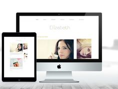 Check out BLOGGER THEME - Elizabeth by Jackie Ayr on Creative Market