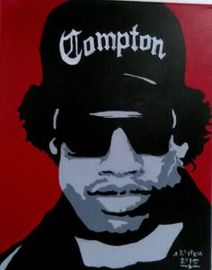 Eazy E by Robby Rotten