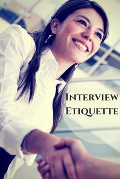 Ensure your job interview etiquette is up to speed and you're making the best impression on the interviewer with these helpful tips.