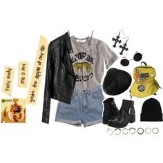 """Walking Dead"" by creepywhore on Polyvore"