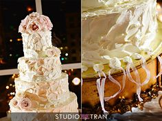 Melissa & Whit | Photo by Studio Tran. #wedding #southernwedding #springwedding #churchwedding #nolawedding #neworleanswedding #weddingideas #weddinginspiration #weddinggown #weddingdress #goldwedding
