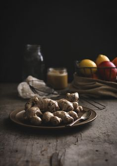 """Ginger Tonic (and several ways to use it) - from the blog """"Reclaiming Provincial"""""""