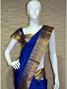 Kanchipuram Traditional - Saree - Women