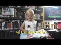 What digital natives want from their library - YouTube
