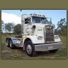 Big Rig Trucks, Big Ford Trucks, All Truck, Train Truck, Heavy Truck, New Trucks, Custom Trucks, Cool Trucks, Road Train