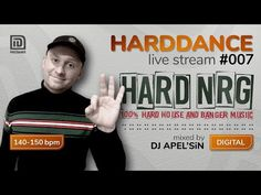 HARDDANCE live stream 007 - HARD NRG 2020 mixed by DJ APEL'SiN - YouTube Club Dance Music, Dj, Live, Digital, Youtube, Cards, House, Home, Maps