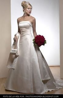 Elegir el vestido de novia perfecto http://hogaryvidacotidiana.blogspot.com.es/2012/05/elegir-el-vestido-de-novia-perfecto.html