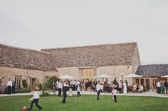 Caswell House Wedding With A Beautiful Outdoors Ceremony From Igor Demba Photography