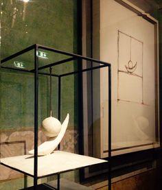 Alberto Giacometti alla GAM di MIlano www.gam-milano.com