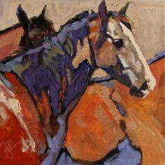 """Wild Ones"" - Originals - All Artwork - Peggy Judy | Fine Art World"