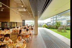 Jardín Infantil NFB,© Ryuji Inoue / Studio Bauhaus
