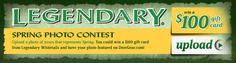 Spring Photo Contest! #Win $100 to deergear.com. Entries must be received by 5/31/2014.
