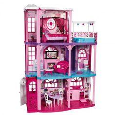 Barbie Droomhuis de Luxe