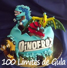 Image result for dinofroz cake