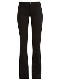 M.i.h Jeans Marrakesh high-rise kick-flare jeans