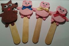Usa unas divertidas marionetas para contar historias a tus hijos, la hora de ir a dormir será aún más divertida