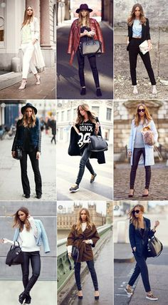 How to Chic: FASHION BLOGGERS STYLE - OUTFITS BY LISA OLSSON