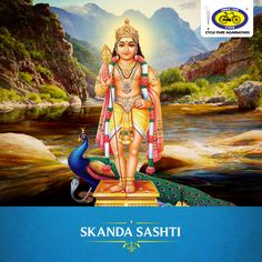 Skanda Sashti is a day dedicated to Lord Muruga – the god of war and victory. This auspicious festival falls on the sixth day of every lunar fortnight. One of the most popular ways of celebrating this day is by observing a six-day fast in honour of the deity. #PureDevotion